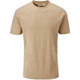 Charles Wilson Camiseta Cuello Redondo Punto Tipo Jacquard para Hombre