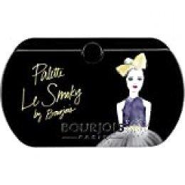 Bourjois La Palette Sombra de ojos Tono 2 Le Smoky - 86 gr.