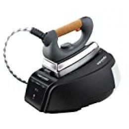 Polti Vaporella Forever 615_Pro Centro de planchado a vapor con caldera, depósito 0,7 L, autonomía ilimitada, 4bar, 2150 W, Negro/Gris