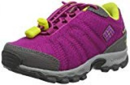 Columbia Childrens Firecamp Sledder II WP, Zapatillas de Senderismo Unisex Niños
