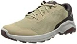 Salomon X Reveal, Zapatillas de Senderismo para Hombre, Beige (Safari/Shale/Peppercorn), 40 2/3 EU