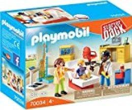 Playmobil City Life 70034 Set de Juguetes - Sets de Juguetes (Baby Doctor, 5 año(s), Niño/niña, Interior,, 195 mm)