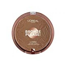 L'Oreal Paris Make-up Designer Polvo Bronceador Glam Bronze La Terra 04 Taormina de L'Oreal Paris Make-up Designer