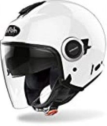 Airoh Helmet Helios Color White Gloss M