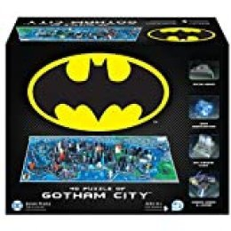 Batman Gotham City (4D Cityscape)