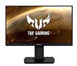 "ASUS VG249Q Monitor de Gaming, 23,8"", Full HD (1920x1080), 144 Hz, IPS, Extreme Low Motion Blur, Adaptive-Sync, 1 ms (MPRT)"