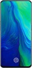 "OPPO Reno Smartphone, Pantalla 6.4"" AMOLED, 4G Dual Sim, 6GB/ 256GB, Qualcomm Snapdragon 710, Cámara Trasera 48 Mpx + 5Mpx, Batería 3.765 mAh, Android 9, Verde (Ocean Green)"