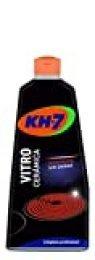 KH-7 | Crema para la Limpieza la Vitrocerámica | 3 Recipientes de 450 ml | Desincrusta y protege la vitrocerámica | No altera el cristal de la placa | Ideal también para INOX