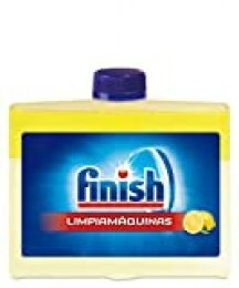 Finish Limpiamáquinas Líquido para lavavajillas fragancia limón - 1 unidad