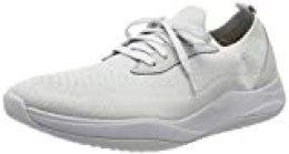 Clarks Sift 92, Zapatillas para Hombre, Gris (Light Grey Light Grey), 44.5 EU