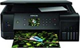Epson EcoTank ET-7700 - Impresora, color negro