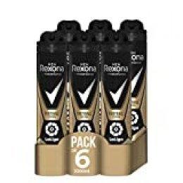 Rexona Desodorante Antitranspirante Football Edition Laliga 200ml - Pack de 6: 1200ml
