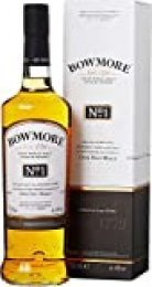 Bowmore No.1 Single Malt Whisky Escoces, 40% - 700 ml