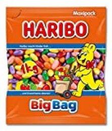 Haribo Gummy Beans Caramelos Grageados - 1 Kg