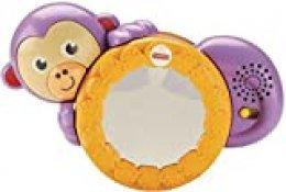 Fisher-Price Monito gatea conmigo, juguete gateo, bebé +3 meses (Mattel FHF75)