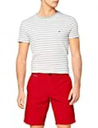 Tommy Hilfiger Brooklyn Short Light Twill Vaqueros, Primary Red, 28W / 30L para Hombre