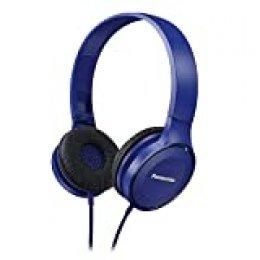 Panasonic RP-HF100E-A Auriculares Color Azul