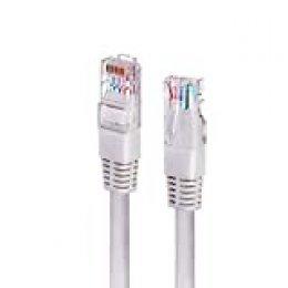 Prolinx UT-X15a - Cable de Red Ethernet CAT6 RJ45-15 m 15, Gris