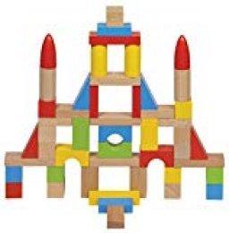Goki-58575 Puzzles 3D Piezas de Construcción, (Gollnest & Kiesel KG G1025/58575)