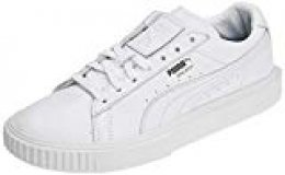 PUMA Breaker Leather, Zapatillas Unisex Adulto