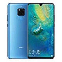 "Huawei Mate 20 X - Pack De Smartphone De 7.2"" FHD+ Y Band 3E (Octa-Core Kirin 980, 128 GB, 6GB RAM, Leica Triple Cámara, Azul [Exclusivo Amazon]"