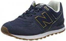 New Balance 574v2, Zapatillas para Mujer, Azul (Navy Soc), 40 EU