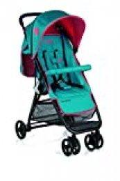 Be Cool Zas Silla de Paseo Plegable, Uso desde Recién Nacido, Ligera con Chasis de Aluminio, Color Wave