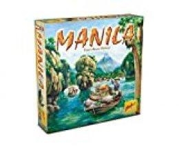 Noris Spiele Zoch 601105078 - Manila, Juego de Mesa