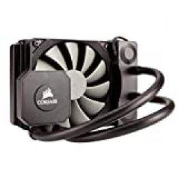 Corsair Hydro H45, Sistema De Refrigeración Líquida Para CPU, SATA, 120 mm Radiador, Negro