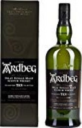 ardbeg 10 years Old en paquete de regalo (1 x 1 l)