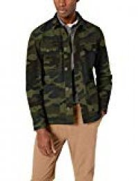 Amazon Essentials Shirt Jacket Novelty-t-Shirts, Camo, US XXL (EU XXXL-4XL)