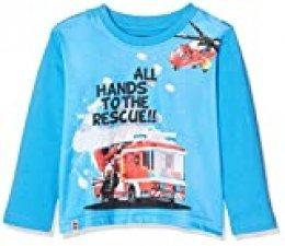 Lego Wear Lego City Cm T-Shirt, Camiseta para Bebés