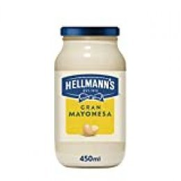 Hellmann's Mayonesa, 450 ml - Pack de 4