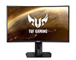 "Asus TUF Gaming VG27VQ - Pantalla para PC Gamer Export (27"", FHD, 16: 9, 165 Hz, 1 ms, 1920 x 1080 píxeles, HDMI, DVI, Altavoces AMD Freesync, Extreme Low Motion Blur"