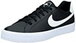 Nike Court Royale AC, Gymnastics Shoe Mens, Black/White, 44.5 EU