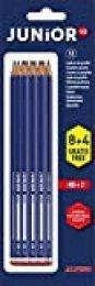 Alpino JU000012 - Blister 12 lápices con cabecilla