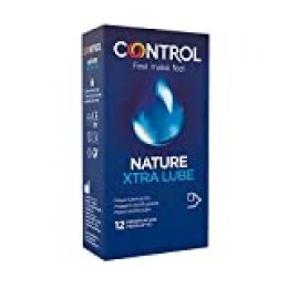 Control Preservativos Nature Xtra Lube 12 Uds 12 Unidades 50 g