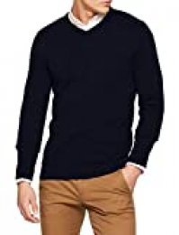 JACK & JONES Jjebasic Knit V-Neck Noos suéter para Hombre