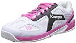 Kempa Wing Junior, Zapatillas de Balonmano Unisex Niños