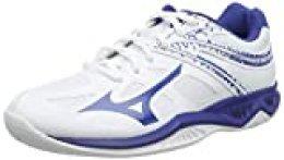 Mizuno Lightning Star Z5 Jr, Zapatillas de Voleibol, Unisex Niños