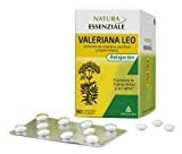Natura Essenziale Valeriana Leo - 90 Comprimidos - La valeriana contribuye al inicio y al mantenimiento de la calidad normal del sueño