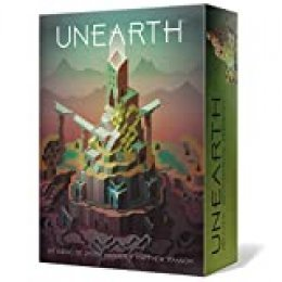 Edge Entertainment- Unearth - Español (Edge Entertaiment BGUNEA01ES) , color/modelo surtido