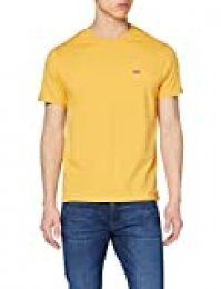 Levi's The Original Camiseta, Multicolor (Hm Patch OG tee Golden Apricot 0003), Large para Hombre