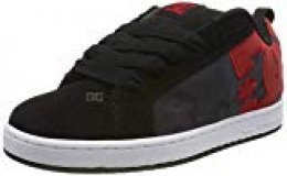 DC Shoes (DCSHI) Court Graffik Se-Low-Top Shoes For Men, Zapatillas de Skateboard para Hombre