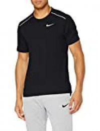 Nike M Nk DF Brth Rise 365 SS HB Gx Camiseta de Manga Corta, Hombre