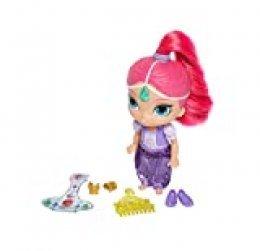 Mattel - DLH56 Shimmer and Shine Muñeca Shimmer con accesorios , color/modelo surtido