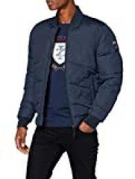 Izod Bomber Puffer Jacket Chaqueta Hombre