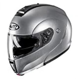 HJC Helmets correa de C90Gris/CR Silver XXL