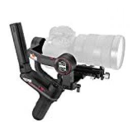 ZHIYUN WEEBILL S (versión más Nueva) Estabilizador de cardán de Mano de 3 Ejes para Sony A9 A7R A7S A6300 A6000 Panasonic GH5s GH5 Nikon Z6 Z7 Cámara réflex Digital Cámara sin Espejo