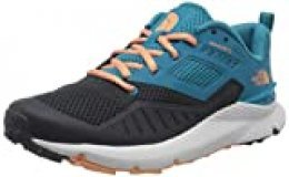 The North Face Womens Rovereto, Zapatilla de Correr para Mujer, Mar Caribe, 37 EU